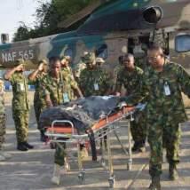 Hero - Lt Colonel Ali