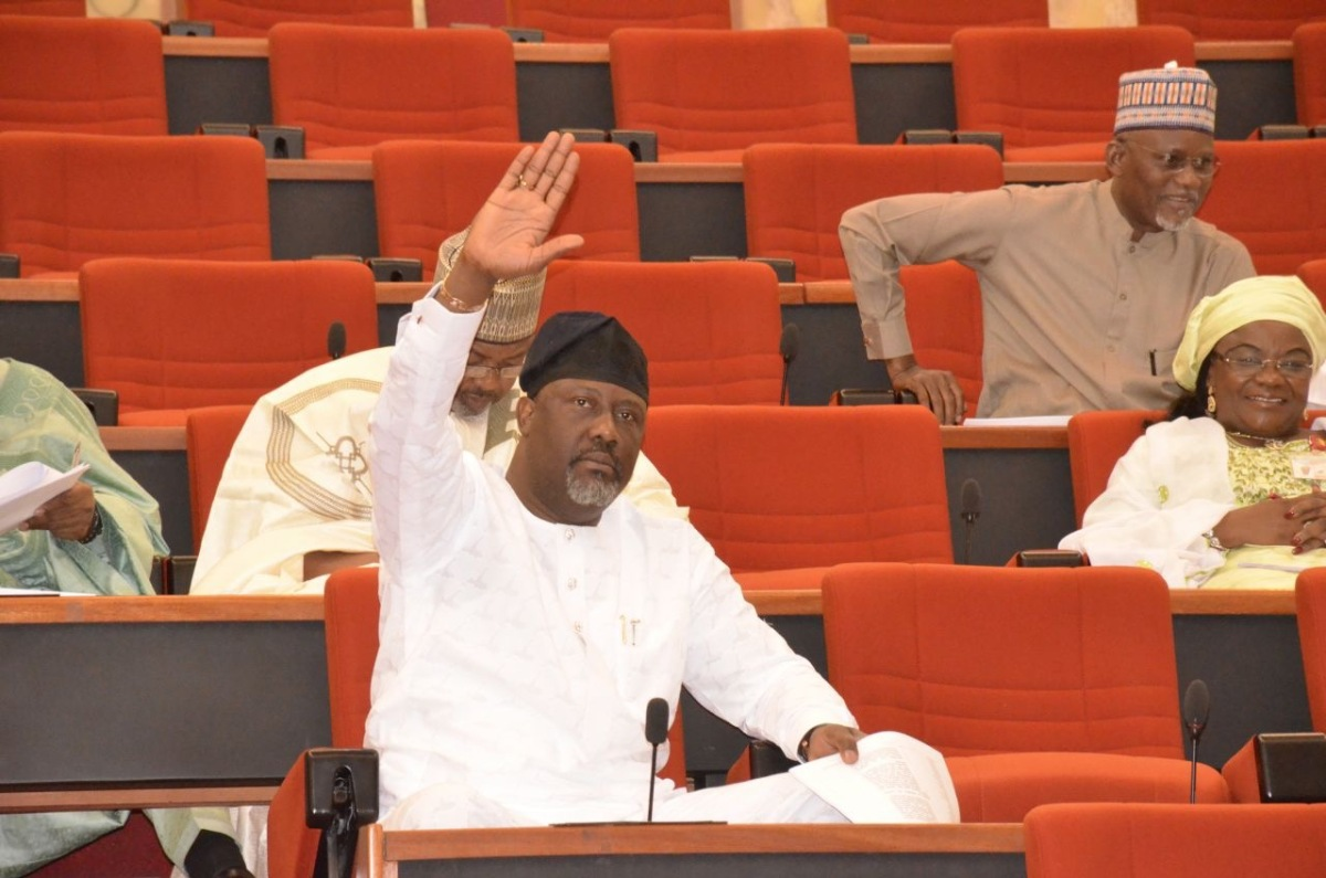 EDITORIAL │ Silence Empowers Injustice: Senator Dino Melaye Is TALKING and He Must Be Heard