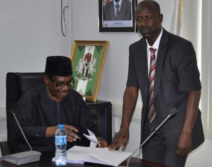Image result for Sagay says presidency will not be forced to replace Magu