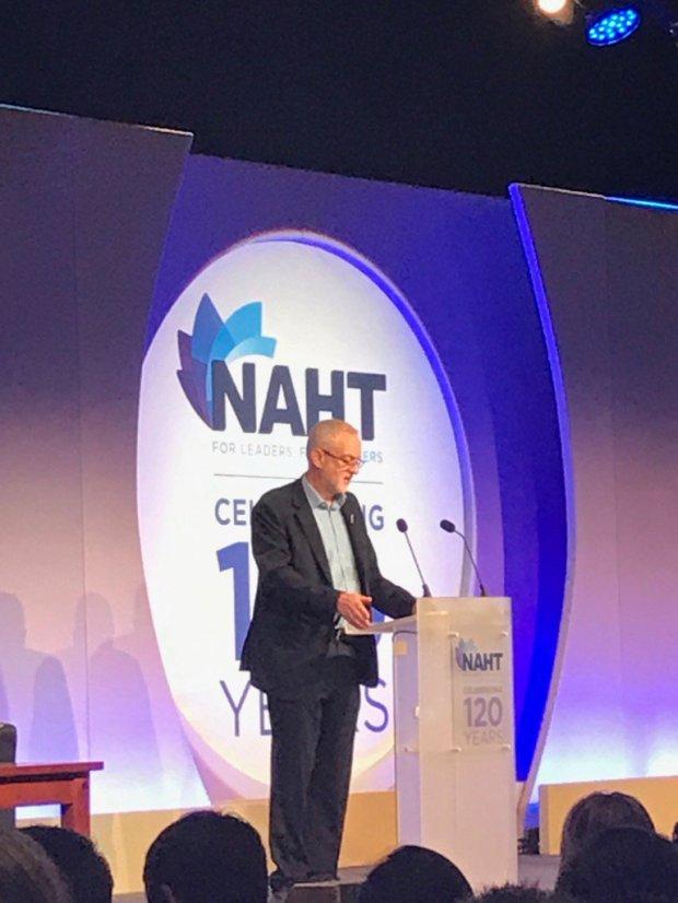 NAHT Conference