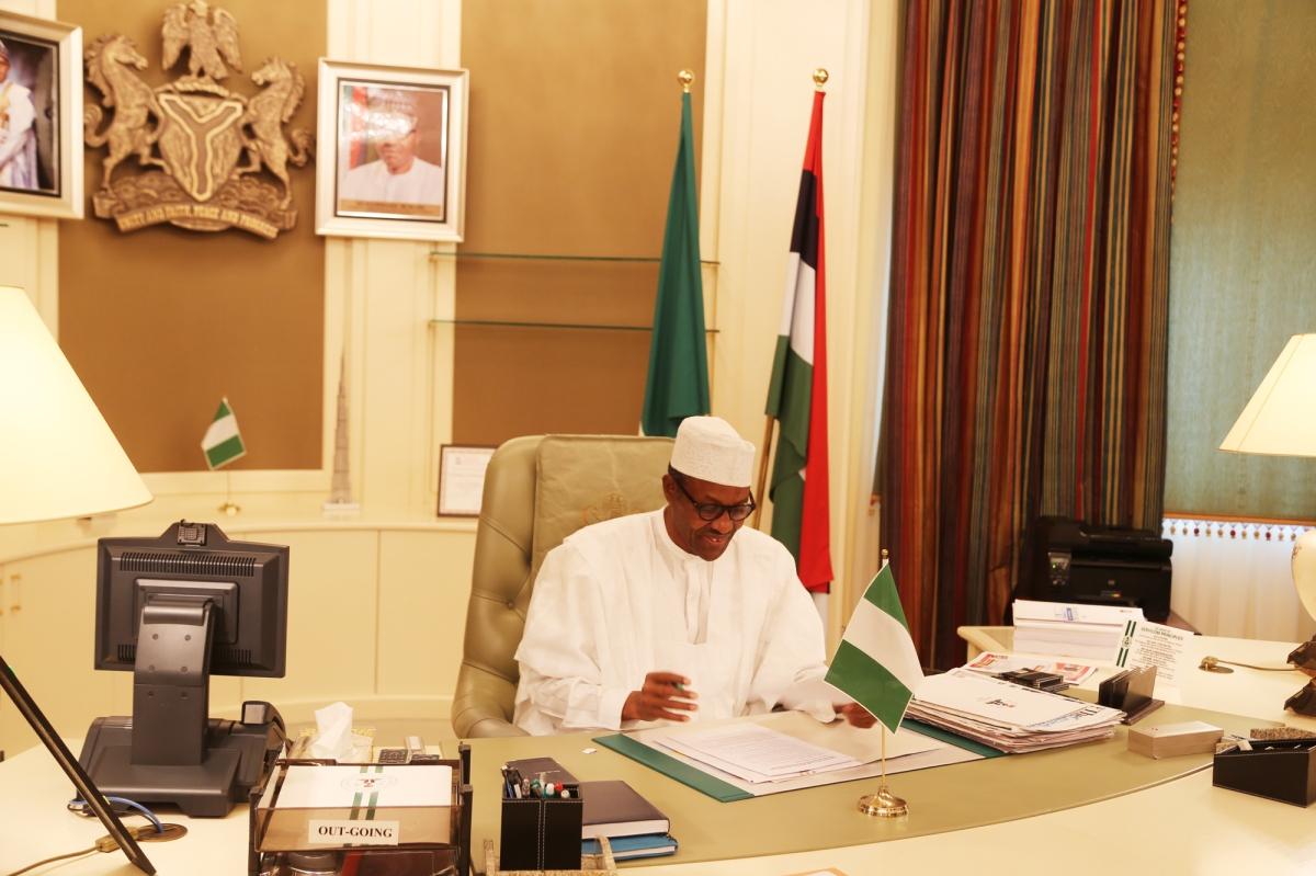 SPECIAL REPORT: President Muhammadu Buhari Broadcasts Live To The Nation