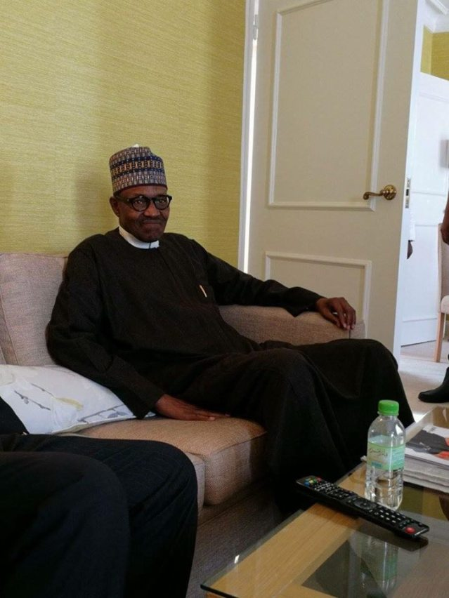 PMB Departs London