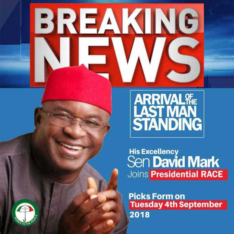David Mark for President
