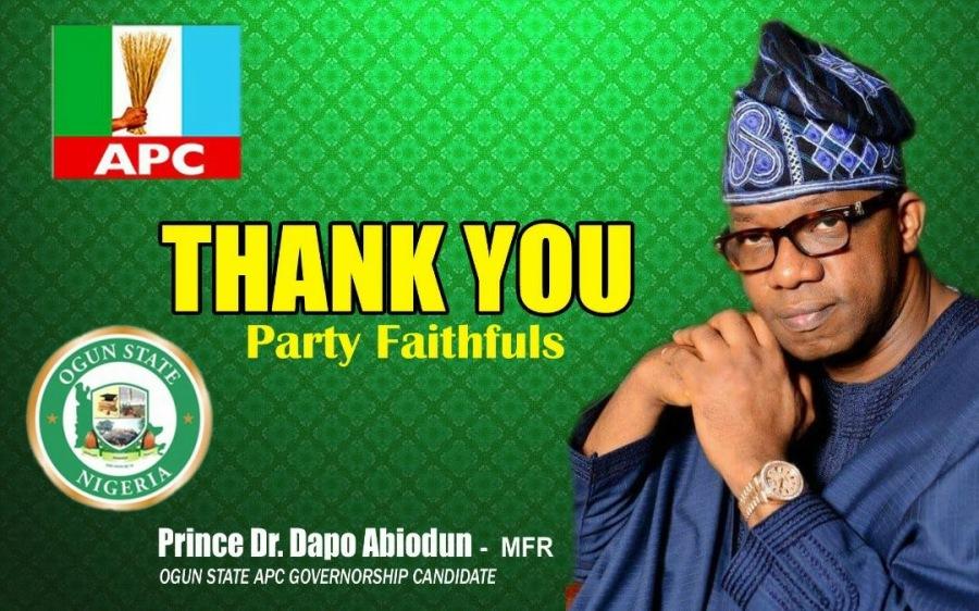 Thank You - DA