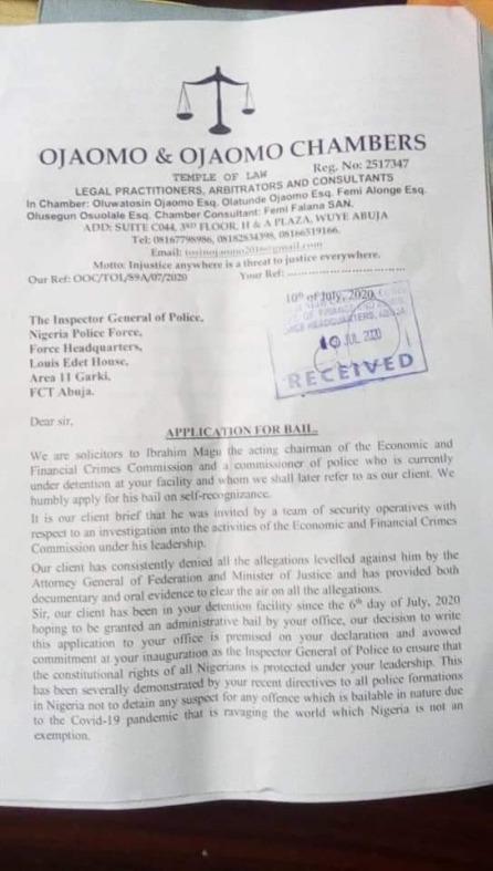 DENISAURUS News MAGU Bail